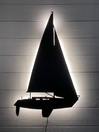 Vägglampa Segelbåt Scanner 38