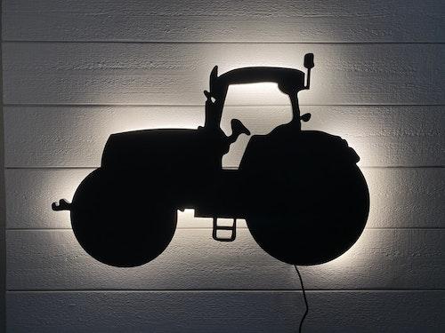 Vägglampa Traktor