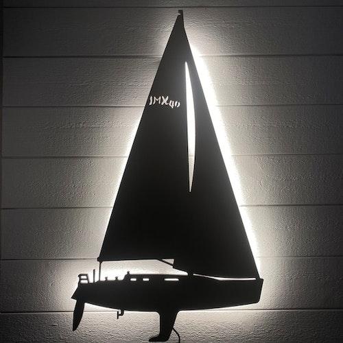 Vägglampa Segelbåt IMX 40