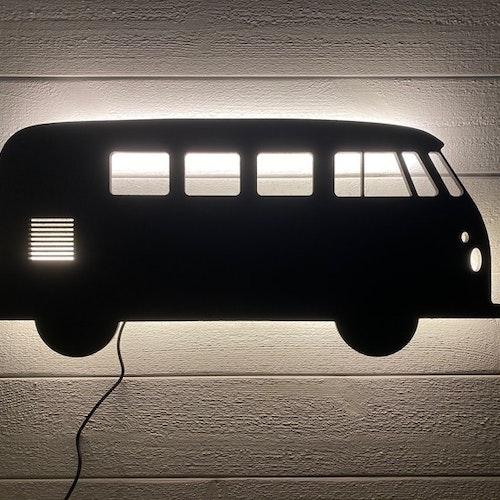 Vägglampa Bil VW Buss typ split