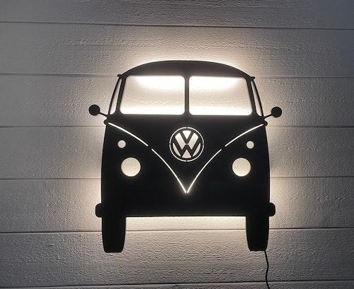 Vägglampa Bil VW front