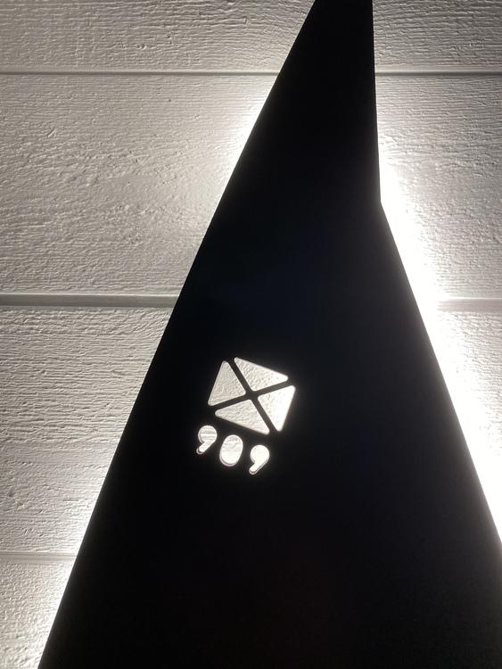 Vägglampa Segelbåt MAXI 909