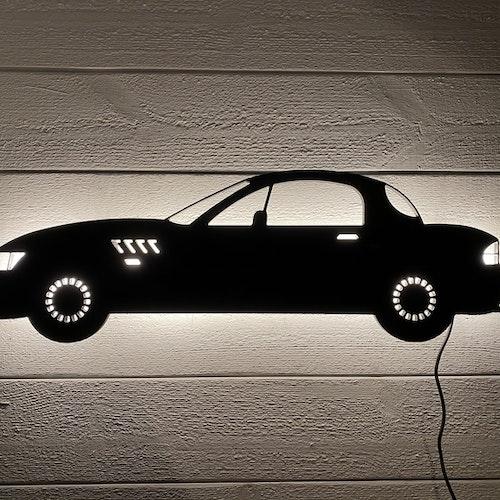 Vägglampa Bil BMW Z3 Hardtop