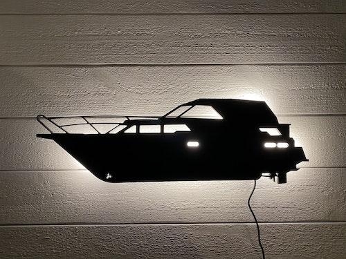 Vägglampa Motorbåt Scand 29