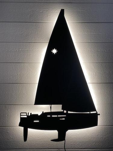 Vägglampa Segelbåt Jeanneau Sun Odyssey 379