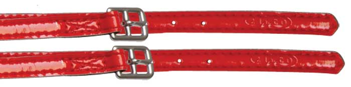 Zilco - Stigläder blank finish