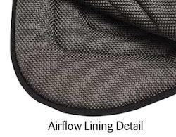 Zilco - Airflow Sadel padd