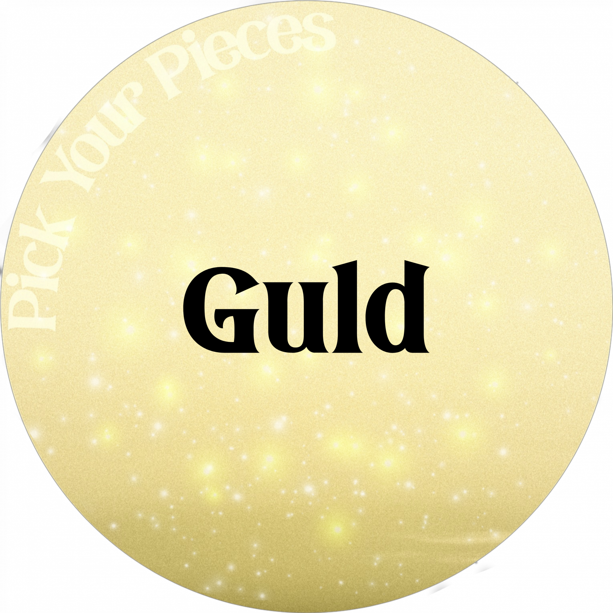 Guld - Pick Your Pieces