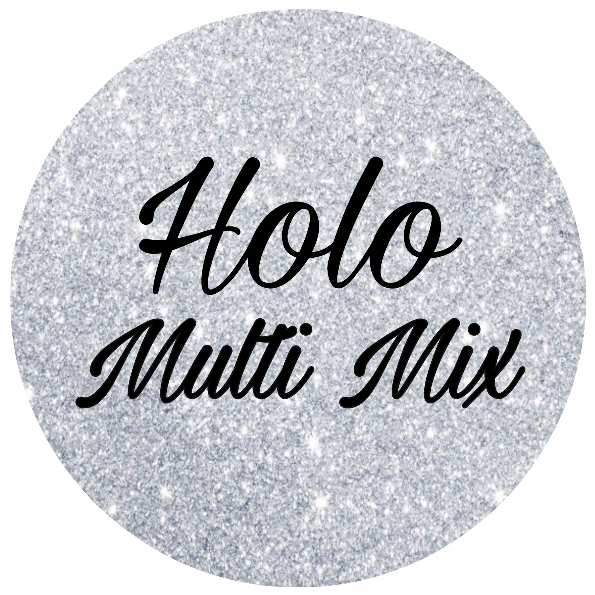 Holo Multi Mix - Pick Your Pieces