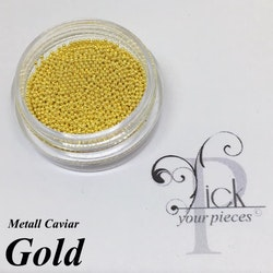Metall Caviar Guld