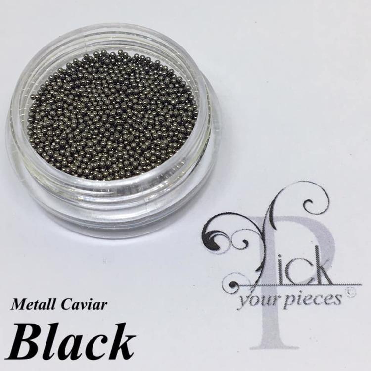 Metall Caviar Black