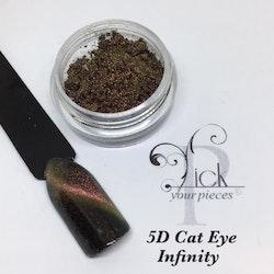 5D Cat Eye Infinity