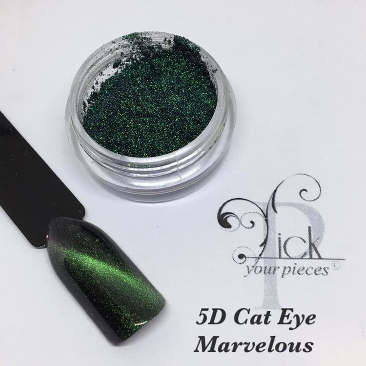 5D Cat Eye Marvelous