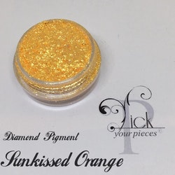 Diamond Pigment Sunkissed orange
