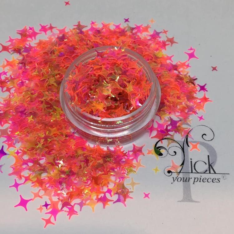 Starz Iridescent Pink
