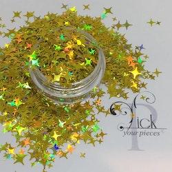 Starz Holo Gold