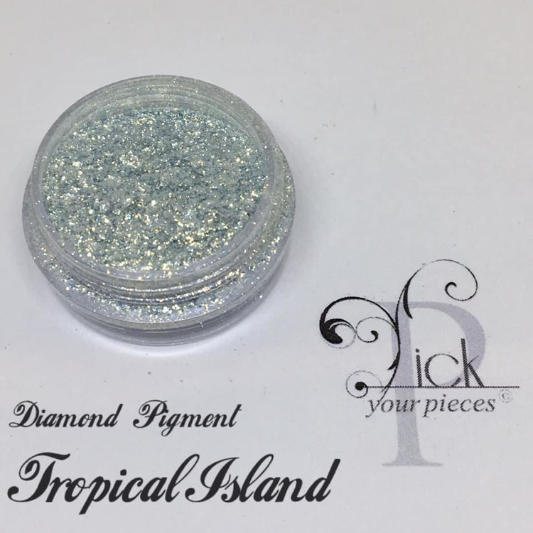 Diamond Pigment Tropical Island