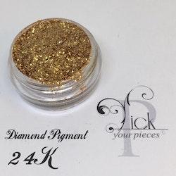 Diamond Pigment 24k