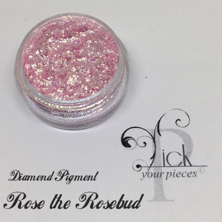 Diamond Pigment Rose the Rosebud