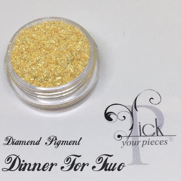 Diamond Pigment Dinner for two