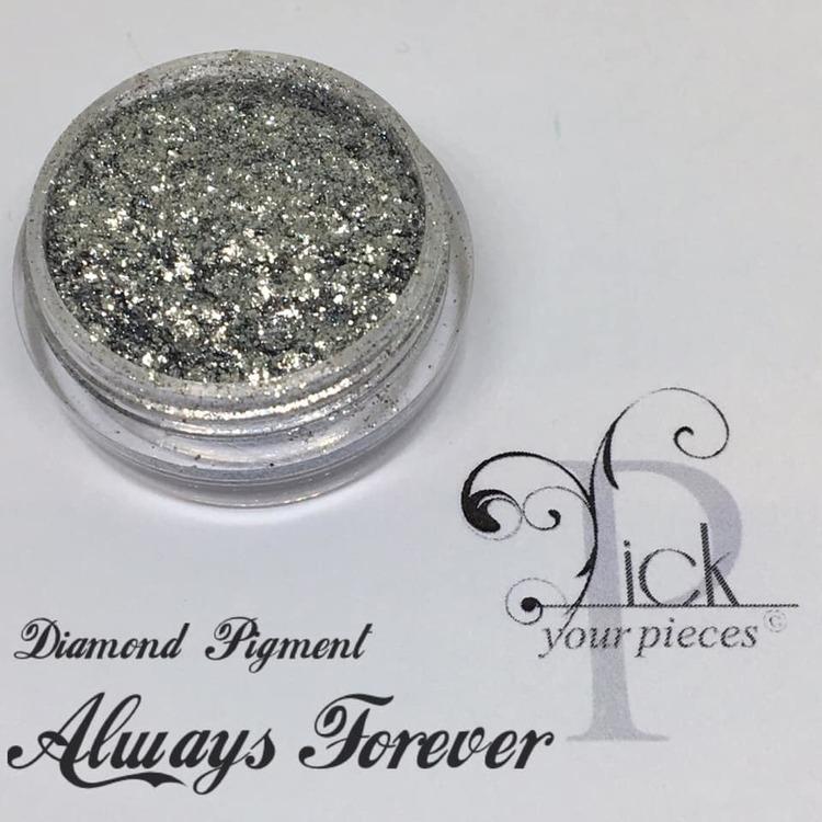 Diamond Pigment Always Forever