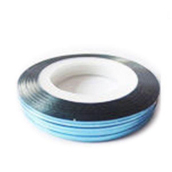 Striping tape ljusblå