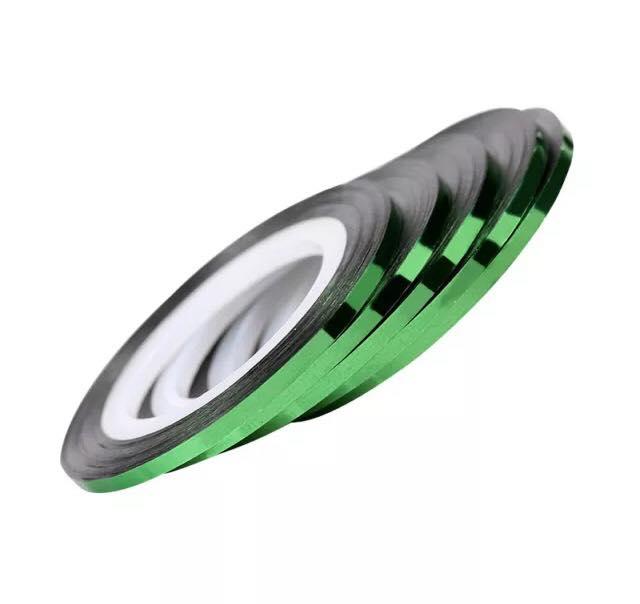 Striping tape grön