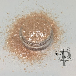 Bio-glitter Pure Rose Pink Mini Mix