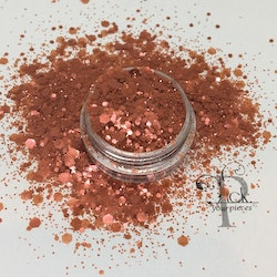 Bio-glitter Pure Red Mega Mix