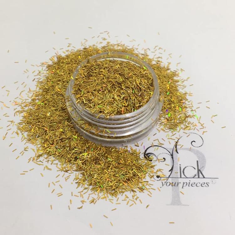 Tinsel Mini Holo Gold