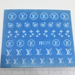 Waterstickers Louis Vuitton
