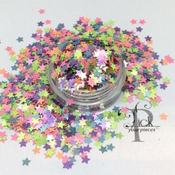 Mini Stars Pastell Mix