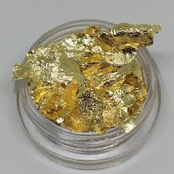 Folie i burk guld