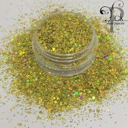 Holo Mini Mix Bright Gold