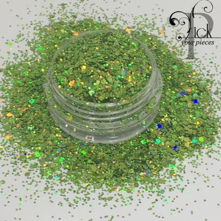 Holo Mini Mix Apple Green
