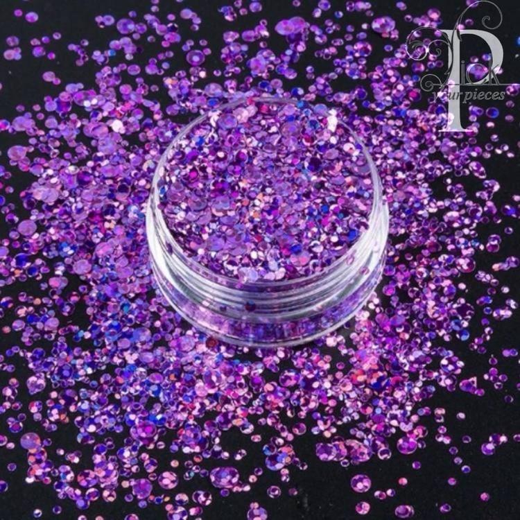 Firework Purple