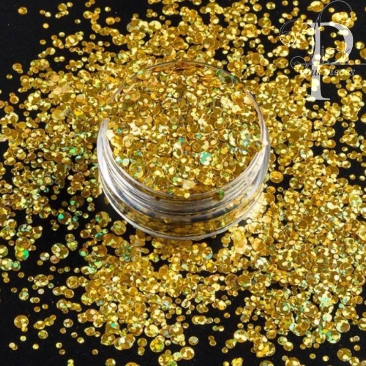 Firework Gold