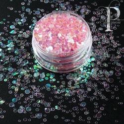 Bubbles Light Pink