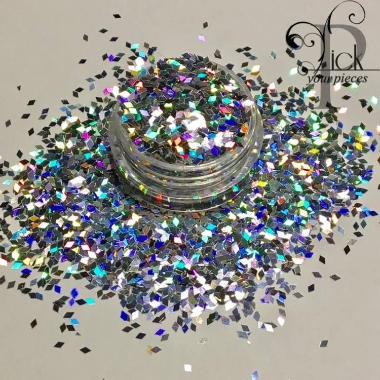Baby Diamond Holo Silver
