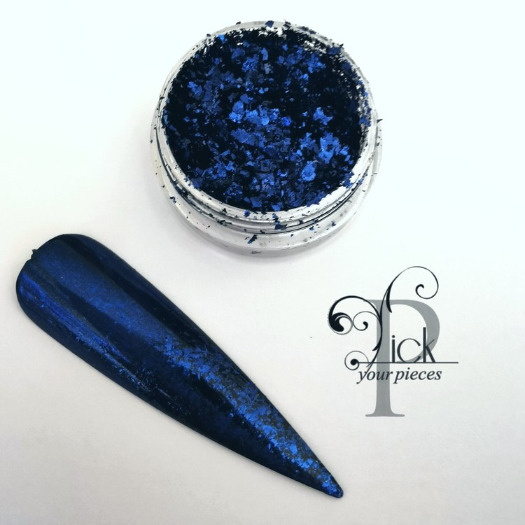 Magic Flakes Blue
