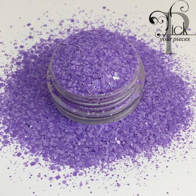 Matte Marbels Purple