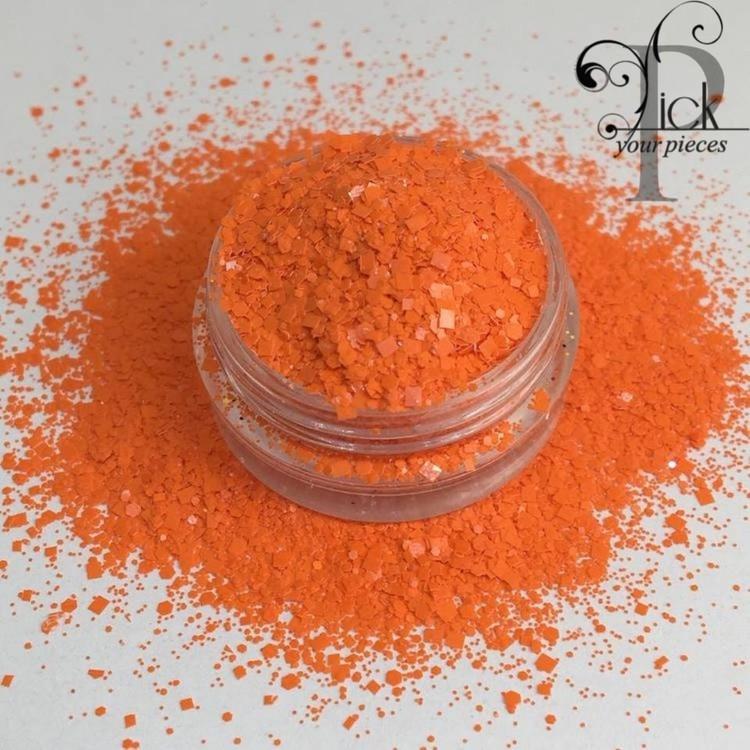 Matte Marbels Orange