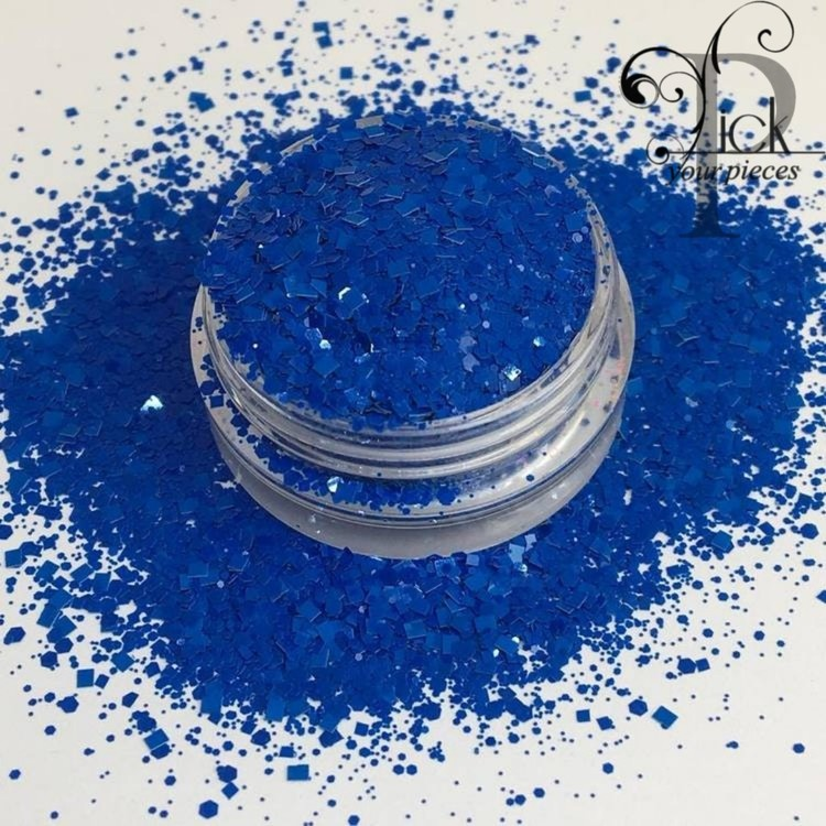 Matte Marbels Dark Blue