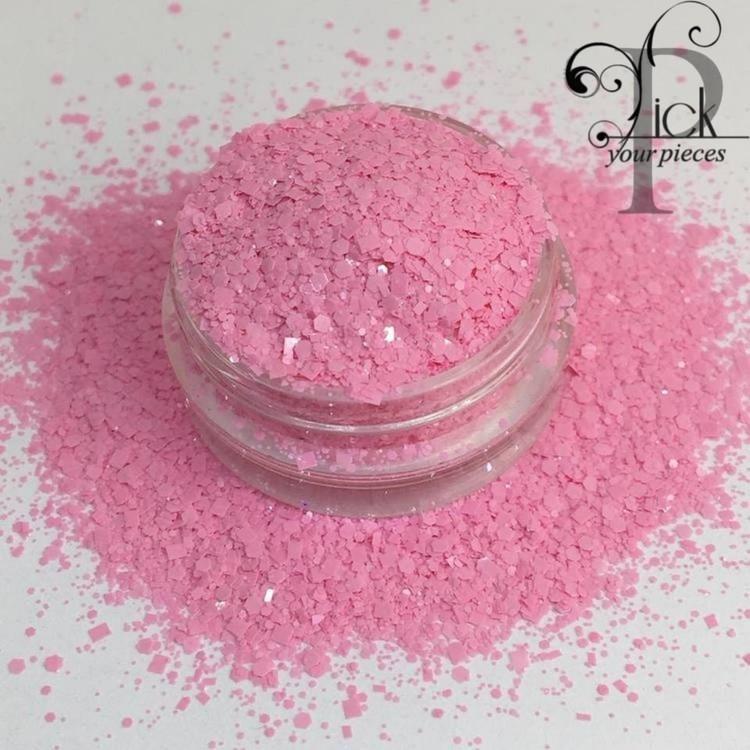 Matte Marbels Pink