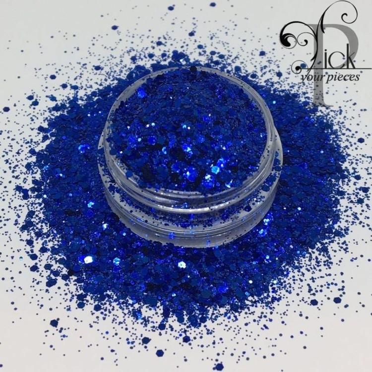 Mini Metallica Sapphire Blue