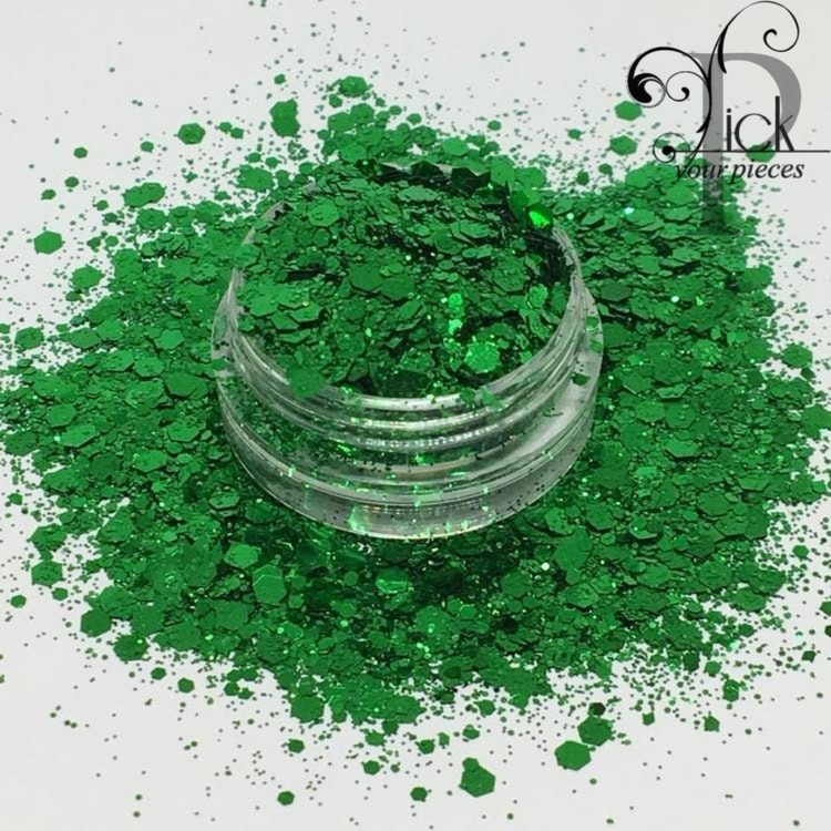 Multi Metallica Emerald