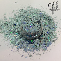 Holo Multi Mix Pewter