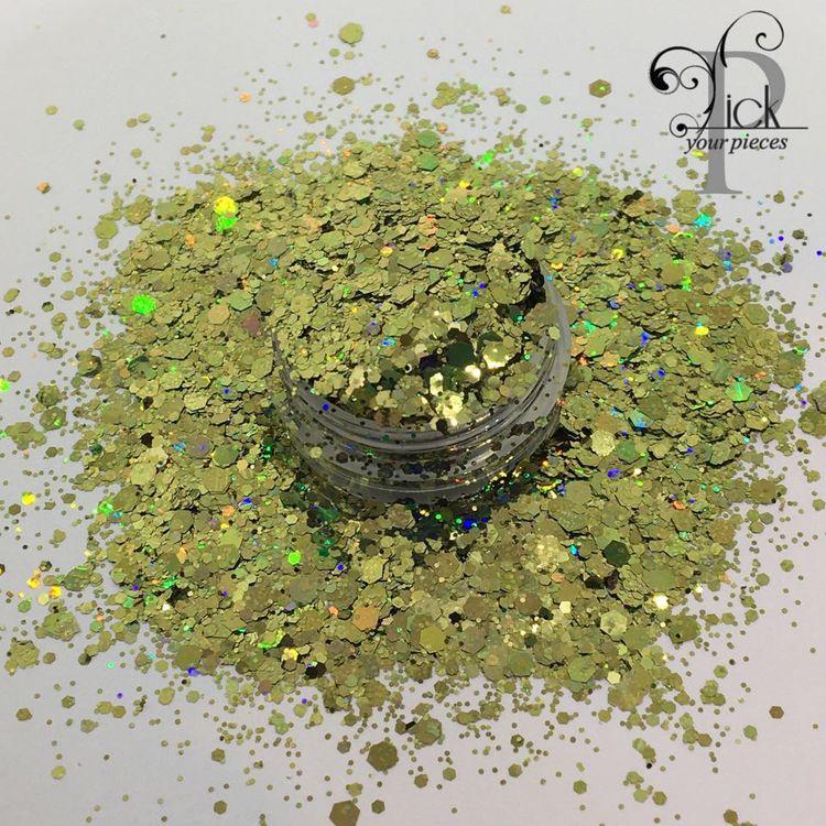 Holo Multi Mix Moss