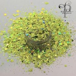Holo Multi Mix Lime