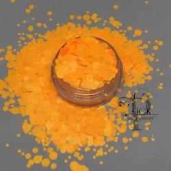 Dots Neon Orange